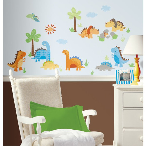 Dinosaur Themed Bedrooms and Accessories