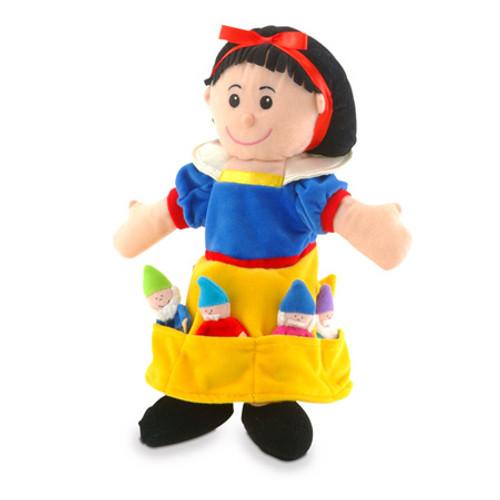 Snow White And 7 Dwarfs Puppet Set