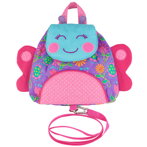 c1b3d12e4d Little Buddy Bag with Safety Harness - Butterfly