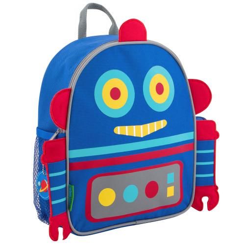 afb93e0aca Stephen Joseph. Stephen Mini Sidekick Toddler Backpack - Robot