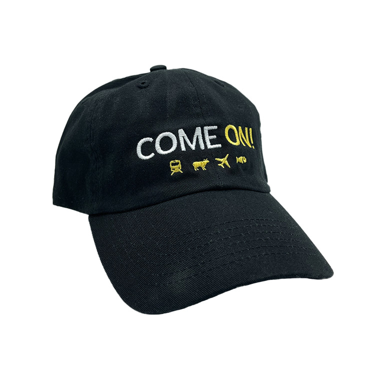"""""""Come On!"""" Dad Cap"""