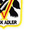 308th Combat Aviation Battalion Patch Black Adler | Lower Right Quadrant