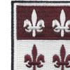 307th Airborne Medical Battalion Patch | Upper Left Quadrant