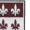 307th Airborne Medical Battalion Patch | Upper Right Quadrant