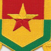 313rd Cavalry Regiment Patch | Center Detail