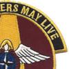 306th Rescue Squadron Patch | Upper Right Quadrant