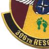 306th Rescue Squadron Patch | Lower Left Quadrant