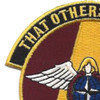 306th Rescue Squadron Patch | Upper Left Quadrant
