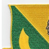 306th Military Police Battalion Patch | Upper Left Quadrant