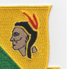 306th Military Police Battalion Patch | Upper Right Quadrant