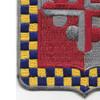 306th Cavalry Regiment Patch | Lower Left Quadrant