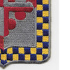 306th Cavalry Regiment Patch | Lower Right Quadrant