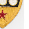 305th Cavalry Regiment Patch | Lower Right Quadrant