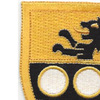 305th Cavalry Regiment Patch | Upper Left Quadrant