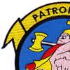VP-28 Aviation Patrol Squadron Hawaiian Warriors A Version Patch | Upper Left Quadrant
