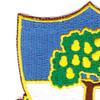 304th Infantry Regiment PatchH | Upper Left Quadrant