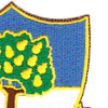304th Infantry Regiment PatchH | Upper Right Quadrant