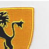 304th Cavalry Regiment Patch | Upper Right Quadrant