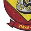 VMSB-131 Marine Scout Bombing Squadron Patch | Lower Left Quadrant