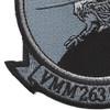 VMM-263 Medium Tiltrotor Squadron Patch | Lower Left Quadrant