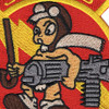 303rd Fighter A-10 Squadron Patch | Center Detail