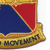 303rd Cavalry Regiment Patch | Lower Right Quadrant