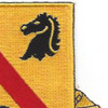 302Th Cavalry Regiment Patch | Upper Right Quadrant