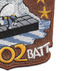 302nd Naval Construction Battalion Patch | Lower Right Quadrant