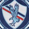 VMFA-115 Marine Corps Fighter Attack Squadron Silver Eagles Patch | Center Detail