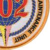 302nd Naval Construction Battalion Maintenance Unit Patch | Lower Right Quadrant