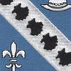302nd Infantry Regiment Patch   Center Detail