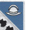 302nd Infantry Regiment Patch | Upper Right Quadrant