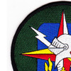 HSL-31 Patch Arch Angels | Upper Left Quadrant