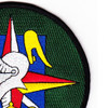HSL-31 Patch Arch Angels | Upper Right Quadrant