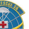 301st Rescue Squadron Patch | Upper Right Quadrant