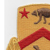 301st Cavalry Regiment Patch | Upper Left Quadrant