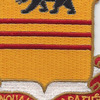 308th Cavalry Regiment Patch | Center Detail