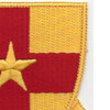 307th Cavalry Regiment Patch | Upper Right Quadrant