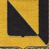 49th Reconnaissance Cavalry Battalion Patch | Center Detail