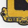49th Reconnaissance Cavalry Battalion Patch | Lower Left Quadrant