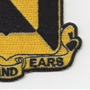 49th Reconnaissance Cavalry Battalion Patch | Lower Right Quadrant