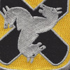 310th Cavalry Regiment Patch Fidelis | Center Detail
