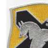 310th Cavalry Regiment Patch Fidelis | Upper Left Quadrant