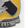 310th Cavalry Regiment Patch Fidelis | Lower Right Quadrant