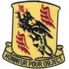81st Airborne Anti-Aircraft Artillery Battalion Patch