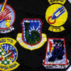 48th Tactical Fighter Wing Gaggle Patch | Center Detail