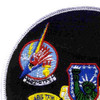 48th Tactical Fighter Wing Gaggle Patch | Upper Left Quadrant