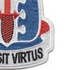 187th Airborne Infantry Regiment Patch | Lower Right Quadrant