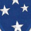 23rd Infantry Division Shoulder Sleeve Patch | Center Detail
