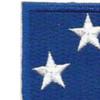 23rd Infantry Division Shoulder Sleeve Patch | Upper Left Quadrant